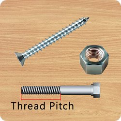 Thread Pitch (mobilné)
