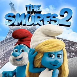The Smurfs 2 3D Live Wallpaper (mobilné)