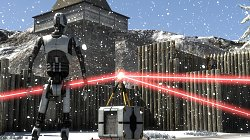 LaseryThe Talos Principle