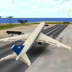Flight Simulator: Fly Plane 3D (mobilné)