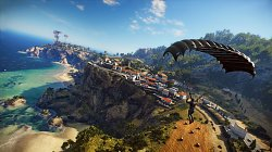 Ostrovný open worldJust Cause 3
