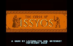 The Curse Of Issyos