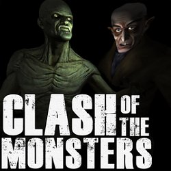 Clash of the Monsters