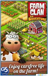 FarmaFarm Clan: Farm Life Adventure (mobilné)