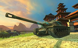 Samohybné deloWorld of Tanks Blitz