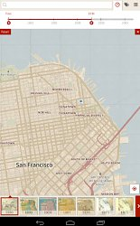 San FranciscoOld Maps: A touch of history (mobilné)