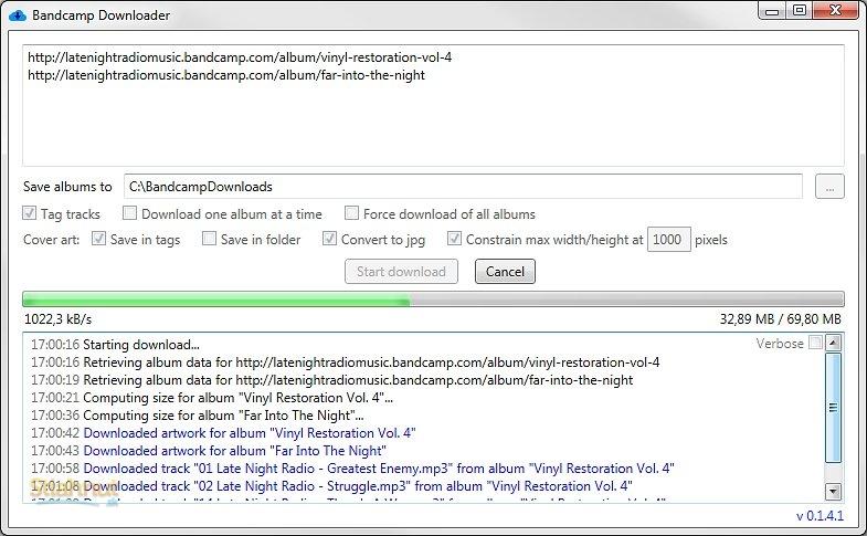 Bandcamp Downloader na stiahnutie zadarmo - stiahnut sk