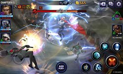 ThorMARVEL Future Fight (mobilné)