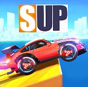 SUP Multiplayer Racing (mobilné)