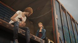 Rozhovor vo vlakuLife is Strange: Before the Storm