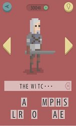 The WitcherWhat Game Is It? (mobilné)