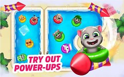 Power-upyTalking Tom Pool (mobilné)