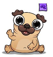Pug – My Virtual Pet Dog (mobilné)
