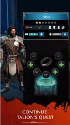 QuestyMiddle-earth: Shadow of War (mobilné)
