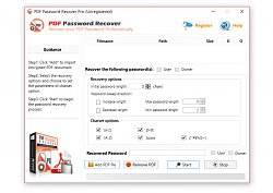 PDF Password Recover Pro