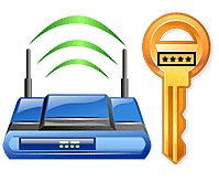 Router Default Password