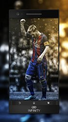 MessiFootball Wallpaper (mobilné)