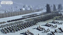 Obliehanie mestaTotal War Saga: Thrones of Britannia
