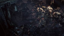 V obkľúčeníSpace Hulk: Deathwing - Enhanced Edition