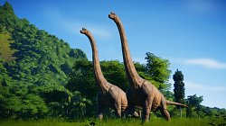 BrachiosaurusJurassic World Evolution