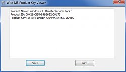 KľúčWise Windows Key Finder