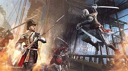 Skok z lodeAssassin's Creed IV: Black Flag