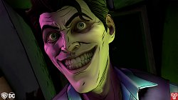JokerBatman: The Enemy Within