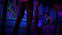 Strip barThe Wolf Among Us