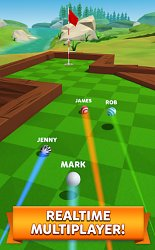 MultiplayerGolf Battle (mobilné)