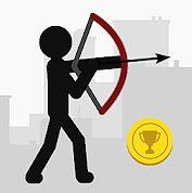 Stickman Arrow Master – Legendary (mobilné)