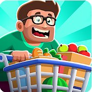 Idle Supermarket Tycoon (mobilné)