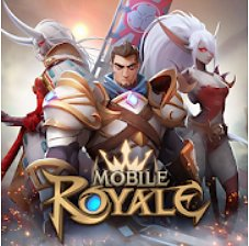 Mobile Royale: Kingdom Defense (mobilné)