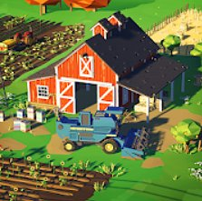 Big Farm: Mobile Harvest (mobilné)