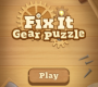 Fix It Gear Puzzle